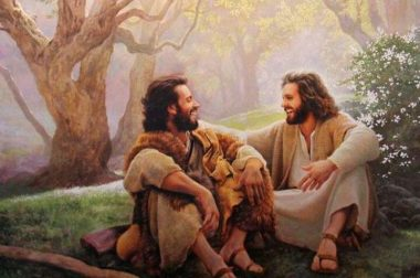Conversations & Agreement with Jesus
